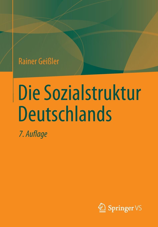 Rainer Geißler Die Sozialstruktur Deutschlands max geißler jockele und die madchen