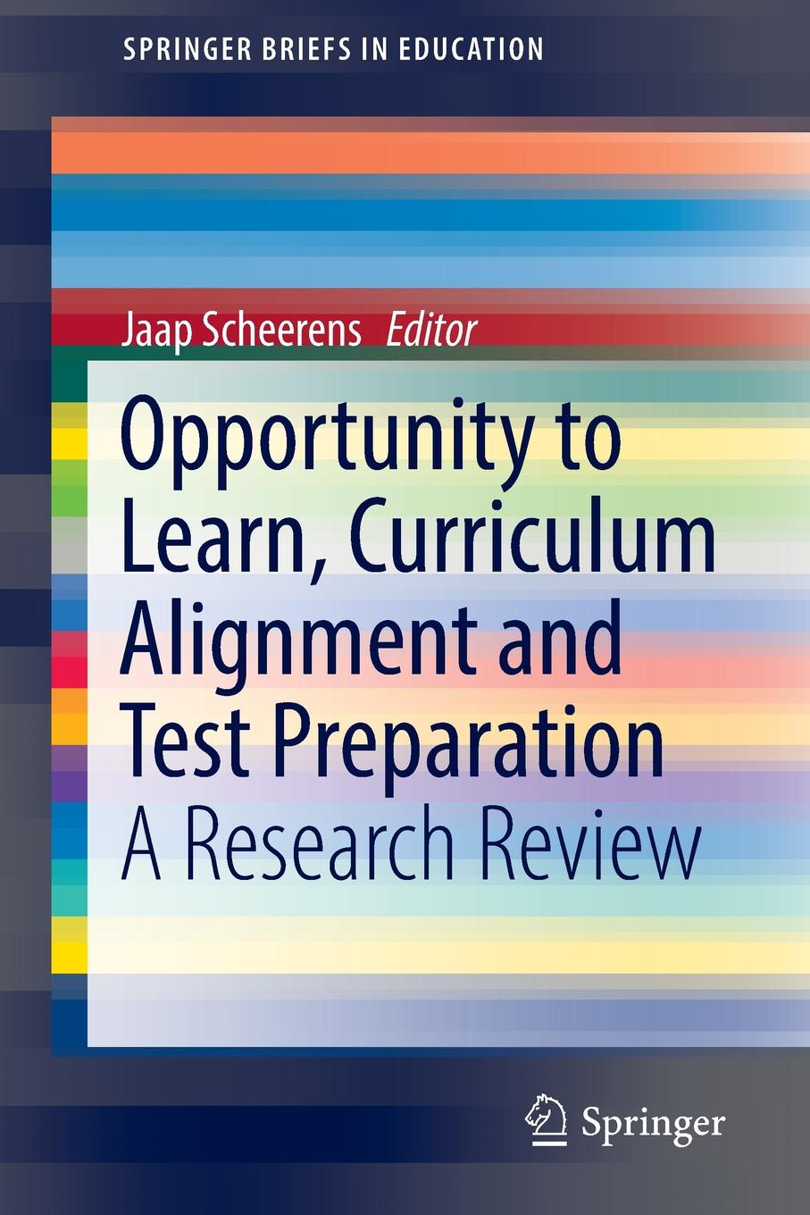 Opportunity to Learn, Curriculum Alignment and Test Preparation. A Research Review preparation crop tee