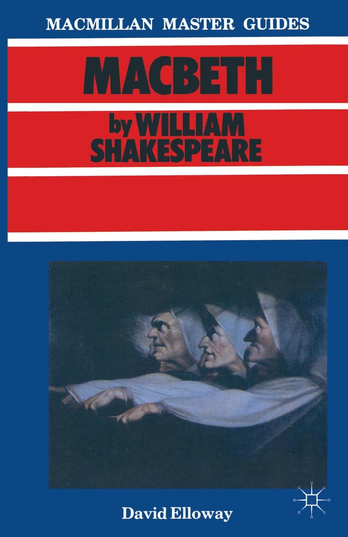 лучшая цена David Elloway Shakespeare. Macbeth