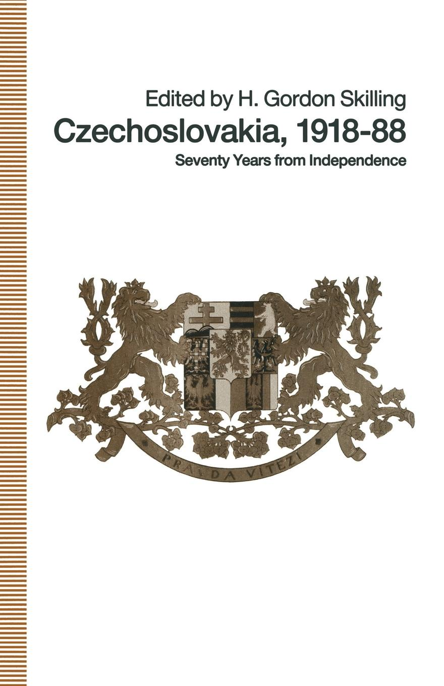 Czechoslovakia 1918-88. Seventy Years from Independence