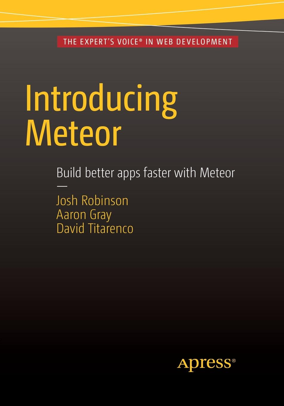 где купить Josh Robinson, Aaron Gray Introducing Meteor дешево