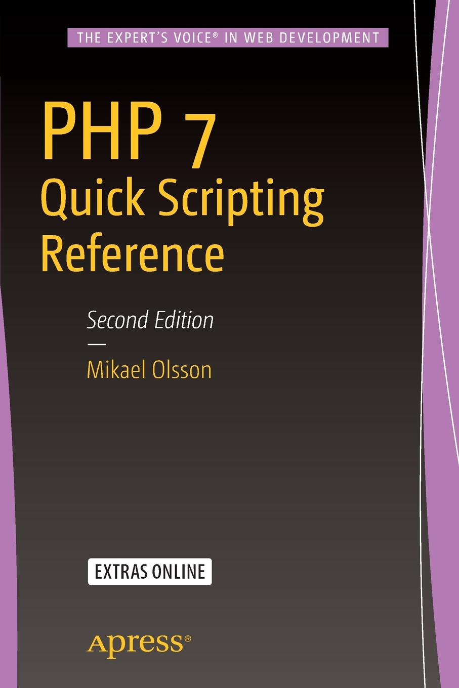 Mikael Olsson PHP 7 Quick Scripting Reference аудиокниги php