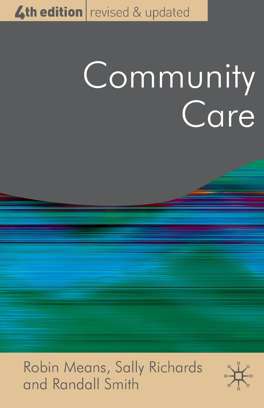 лучшая цена Robin Means, Sally Richards, Randall Smith Community Care. Policy and Practice