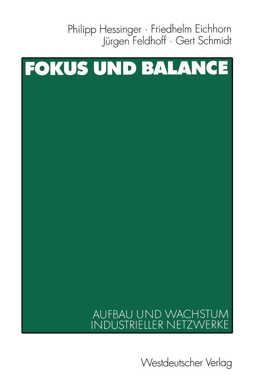 Fokus und Balance