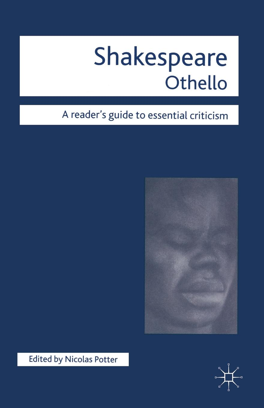 J. Turner, Nicholas Potter Shakespeare - Othello william shakespeare othello illustrated shakespeare