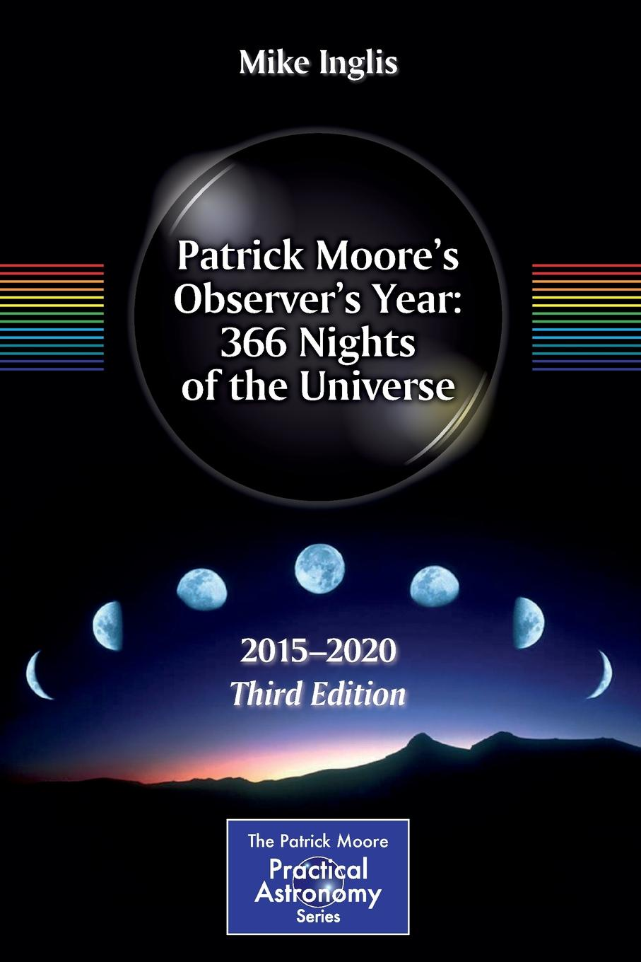 Фото - Patrick Moore's Observer's Year. 366 Nights of the Universe : 2015 - 2020 бумажник otto 366 2015