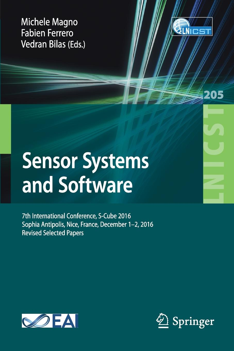 Sensor Systems and Software. 7th International Conference, S-Cube 2016, Sophia Antipolis, Nice, France, December 1-2, 2016, Revised Selected Papers sophia von sawilski horton s ripples