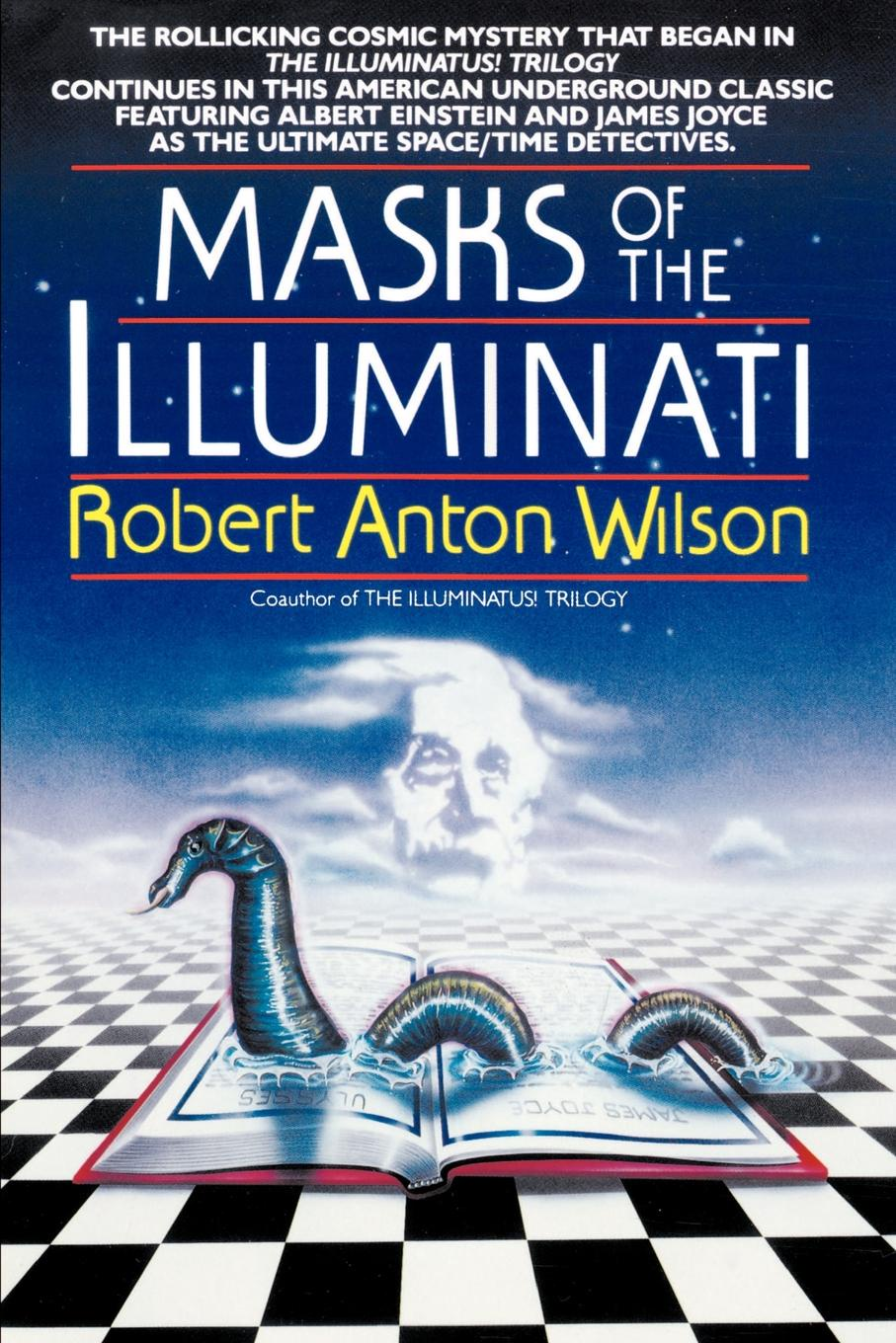 цена на Robert Anton Wilson Masks of the Illuminati
