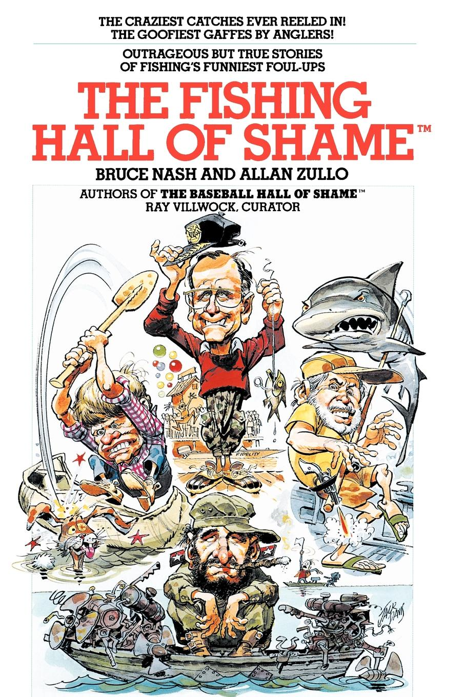 Bruce Nash The Fishing Hall of Shame diana hamilton legacy of shame