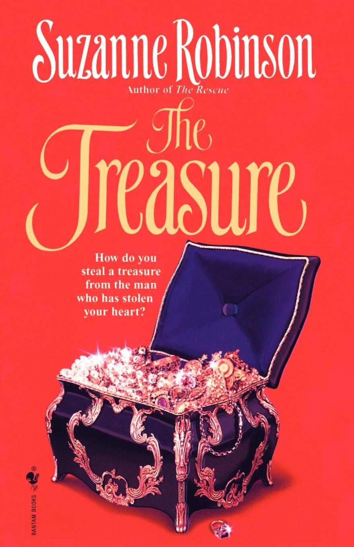 Suzanne Robinson The Treasure