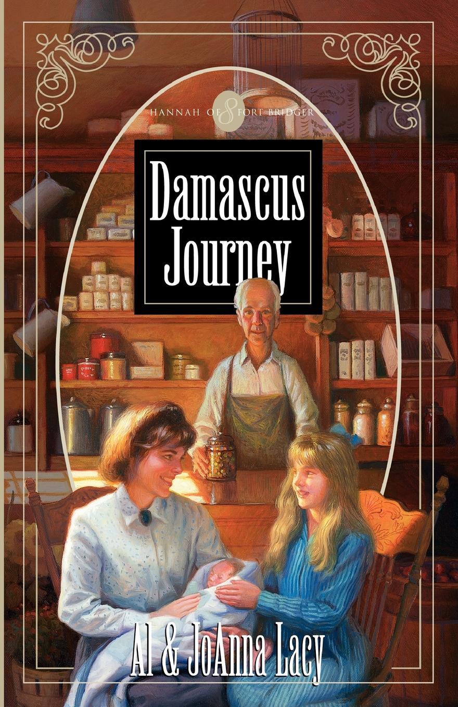 Al Lacy, Joanna Lacy Damascus Journey