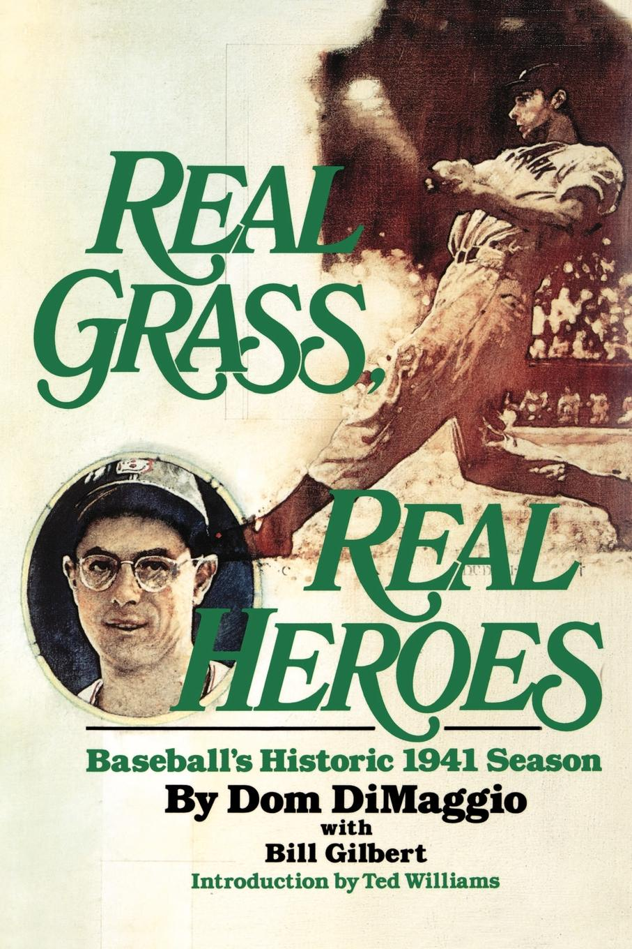Dom DiMaggio Real Grass, Real Heroes все цены