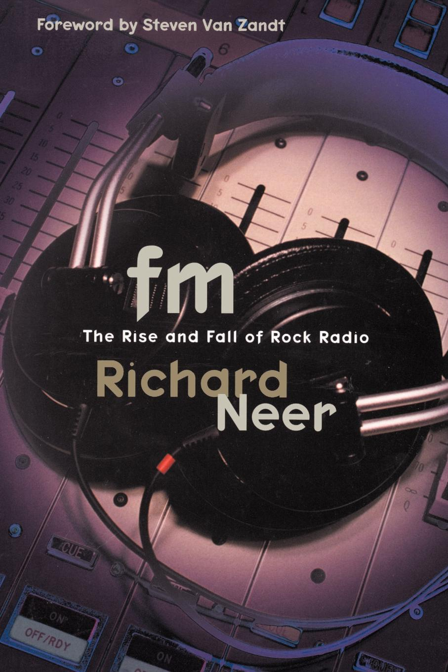 Richard Neer FM. The Rise and Fall of Rock Radio studebaker sb6052 wooden turntable with am fm radio