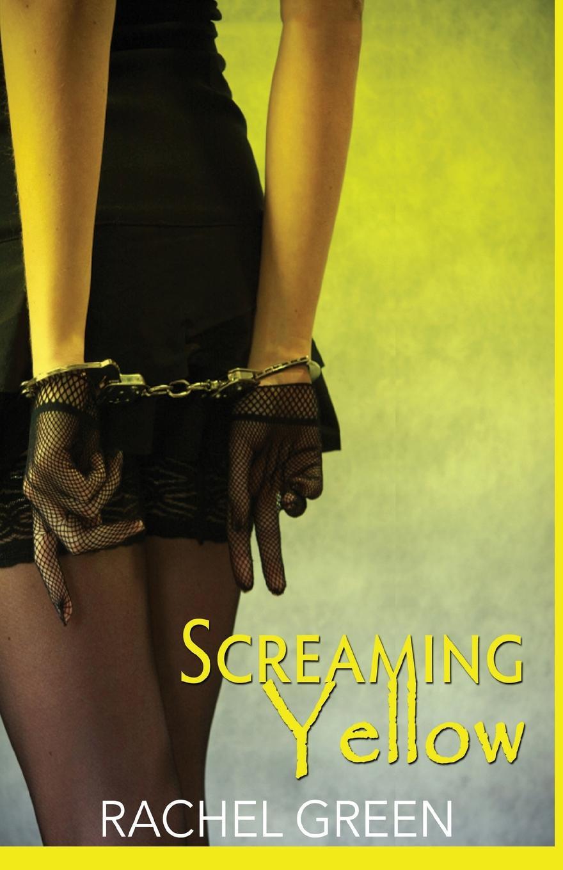 Rachel Green Screaming Yellow rachel green white lies