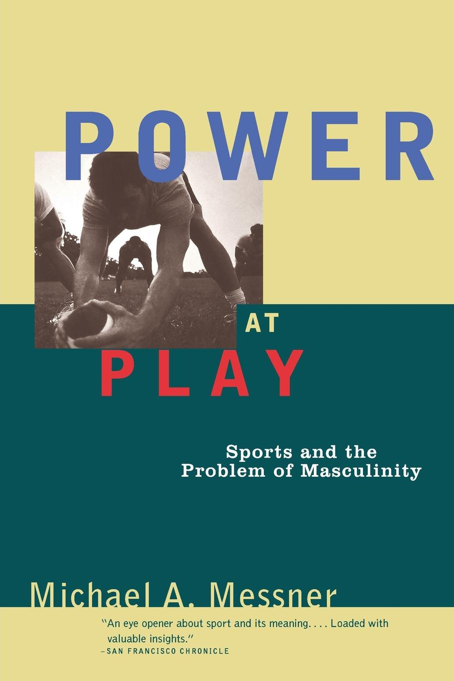 Michael A. Messner Power at Play gavin esler power play