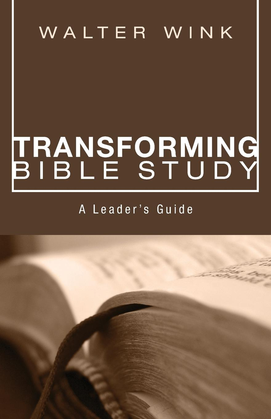 Walter Wink Transforming Bible Study. A Leader's Guide wink подвесная люстра wink n2748 5