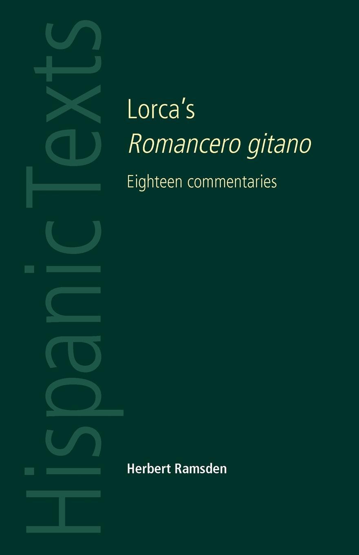 цены на Herbert Ramsden Lorcas Romancero Gitano. Eighteen Commentaries  в интернет-магазинах