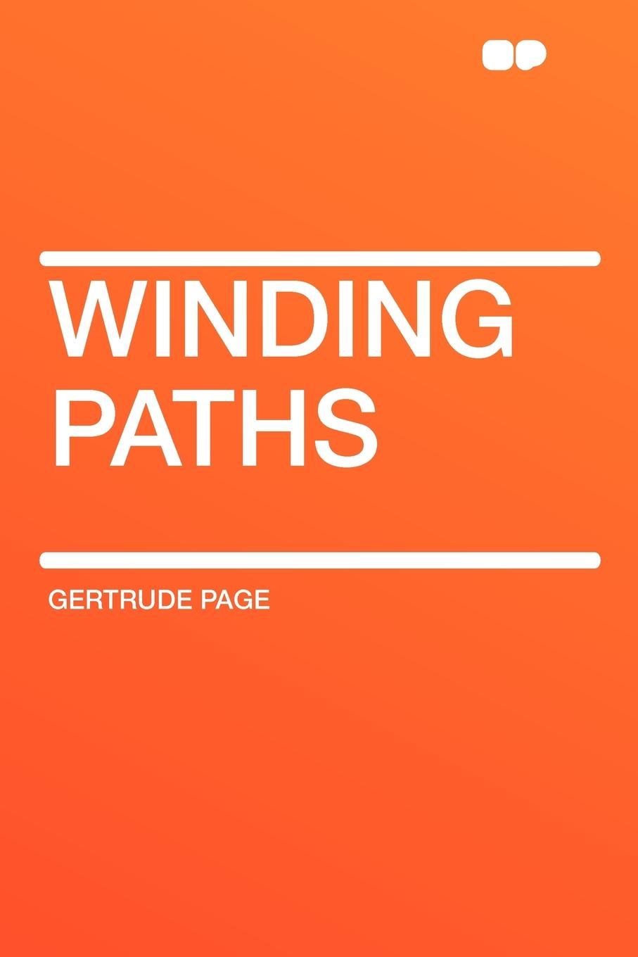 Gertrude Page Winding Paths gertrude page winding paths