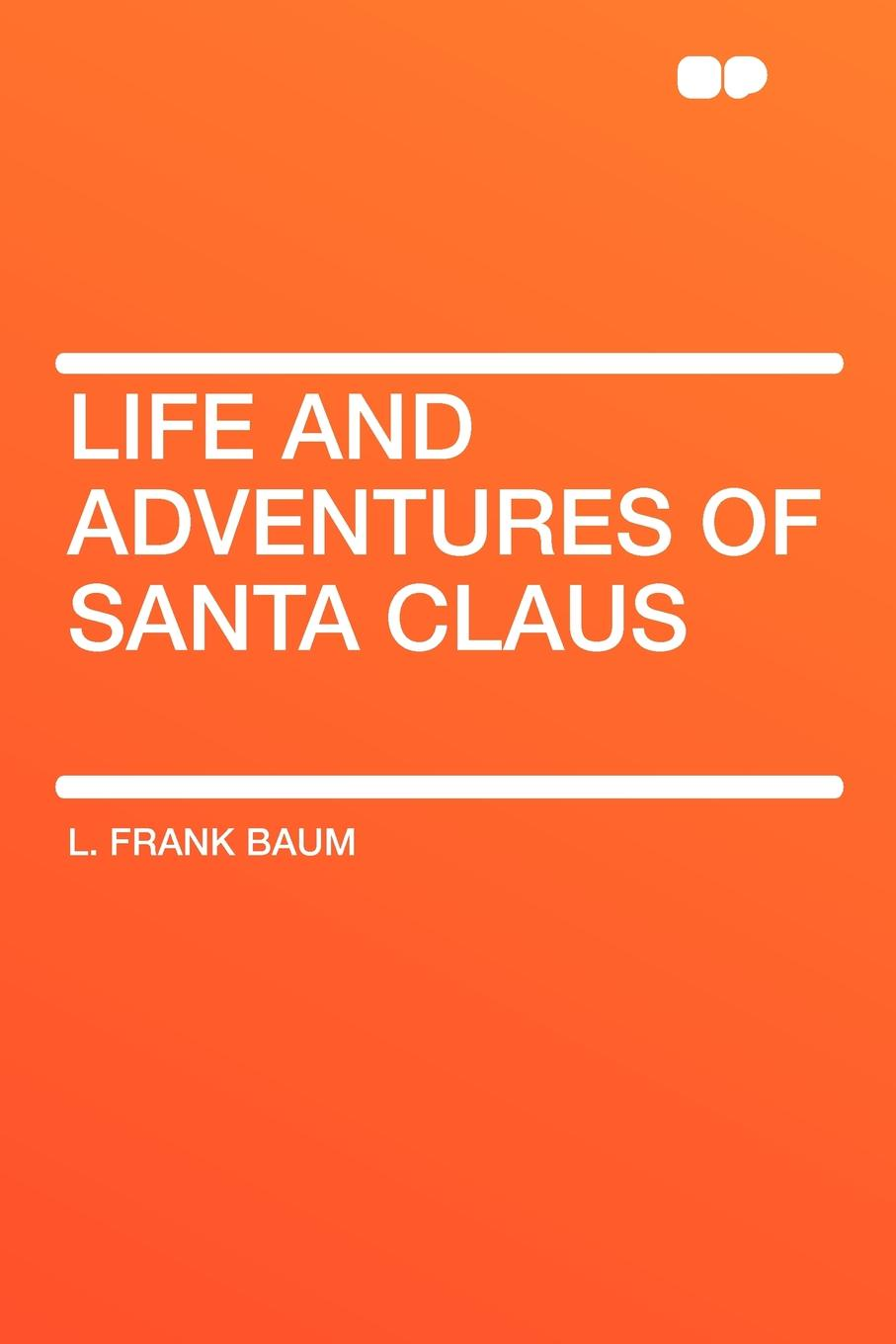 L. Frank Baum Life and Adventures of Santa Claus christmas pet clothes santa claus dog hooded jumpsuit