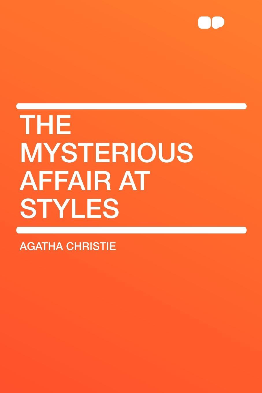 лучшая цена Agatha Christie The Mysterious Affair at Styles
