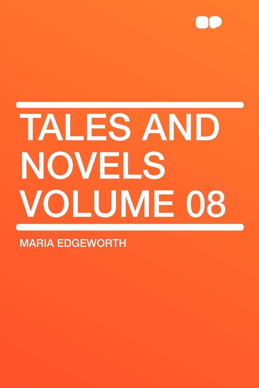 Maria Edgeworth Tales and Novels Volume 08 отсутствует novels and tales vol 2