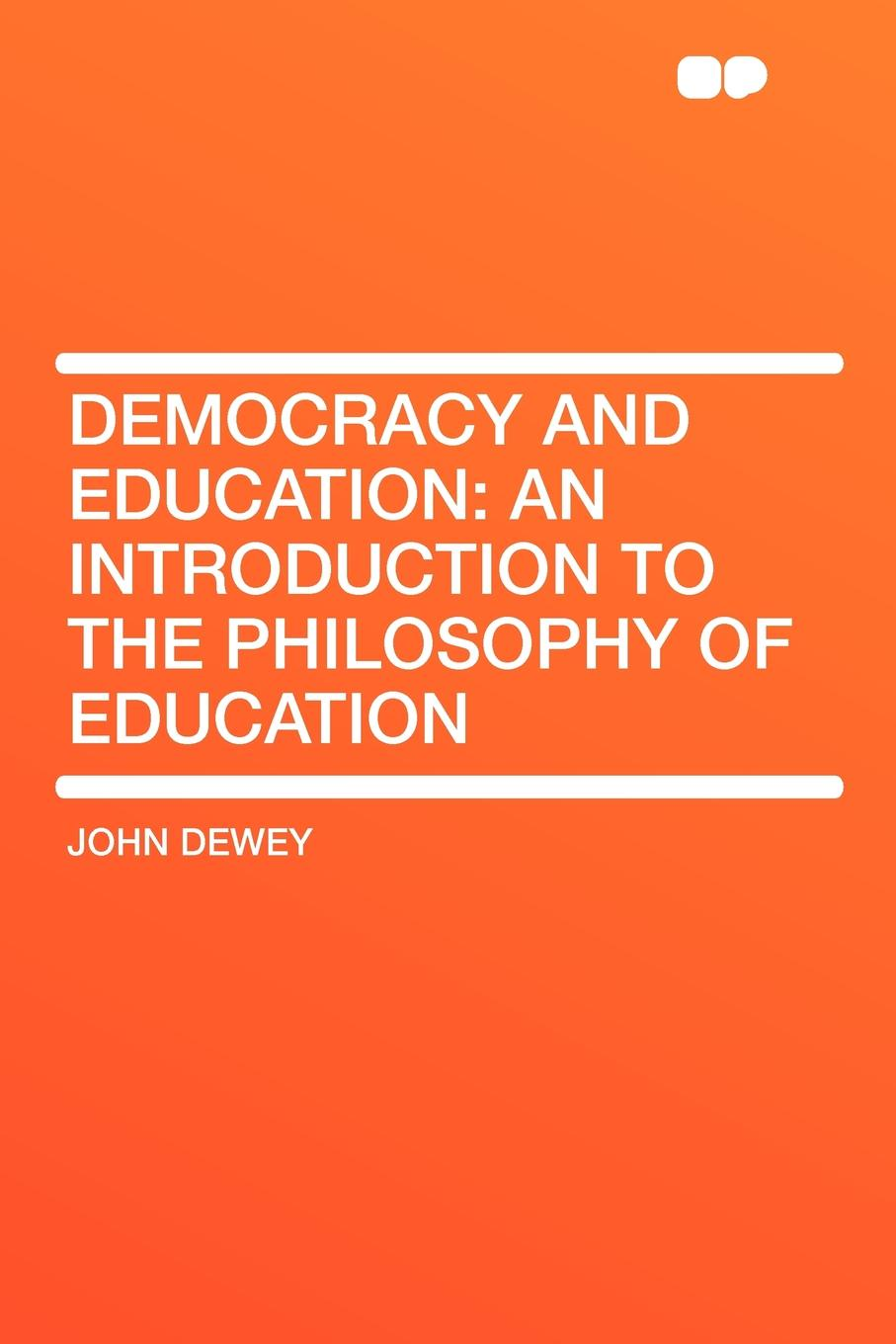 Неизвестный автор Democracy and Education. an introduction to the philosophy of education