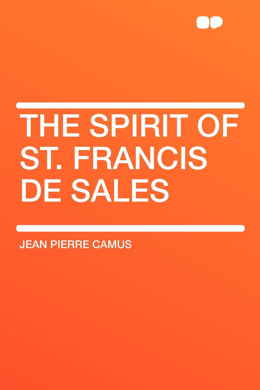 цены Jean Pierre Camus The Spirit of St. Francis de Sales