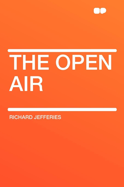 Richard Jefferies The Open Air lotos open air