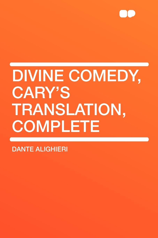 Dante Alighieri Divine Comedy, Cary's Translation, Complete dante alighieri the divine comedy purgatory