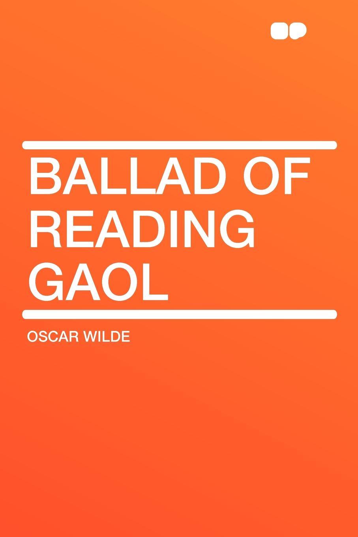 Oscar Wilde Ballad of Reading Gaol цена в Москве и Питере