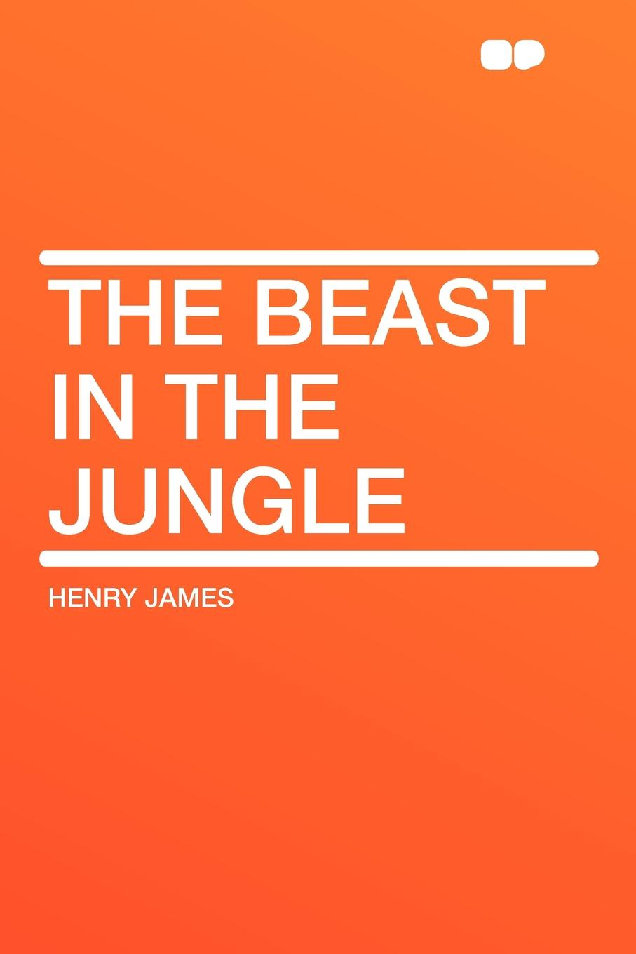 Henry James The Beast in the Jungle the jungle
