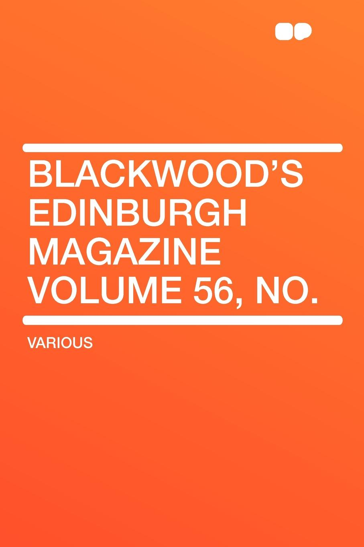 лучшая цена Blackwood's Edinburgh Magazine Volume 56, No.