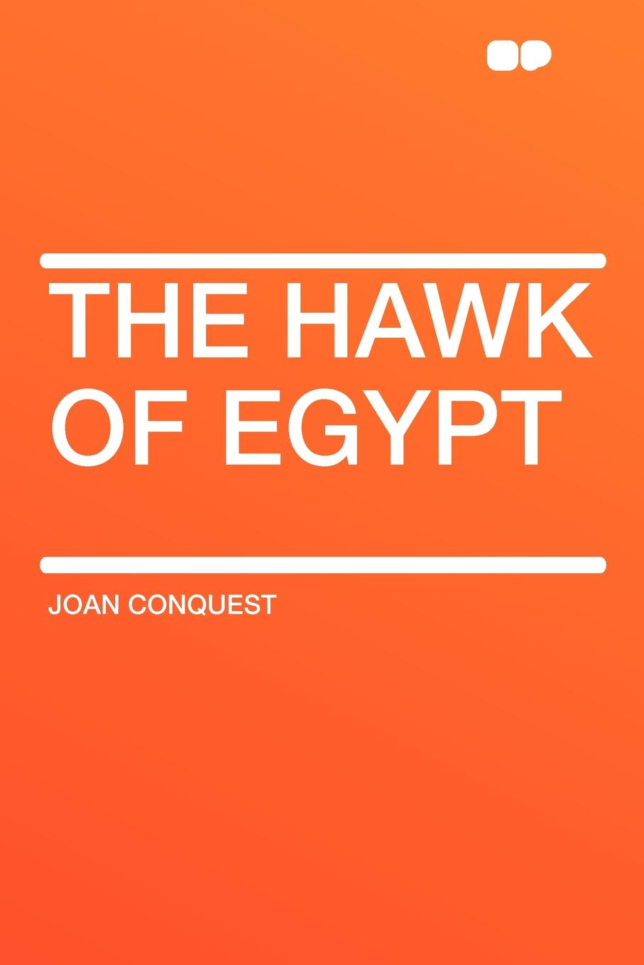 Joan Conquest The Hawk of Egypt egypt