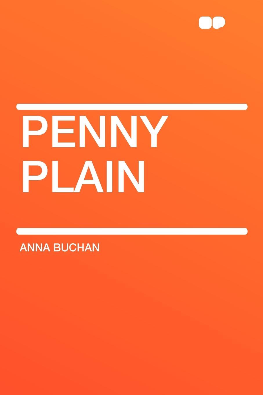 Anna Buchan Penny Plain