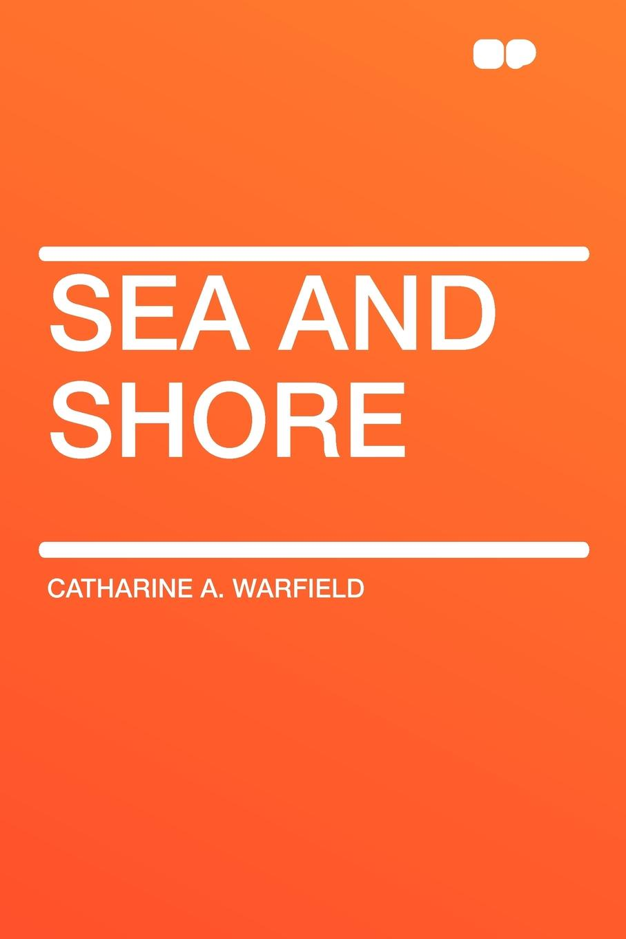 Catharine A. Warfield Sea and Shore футболка up shore