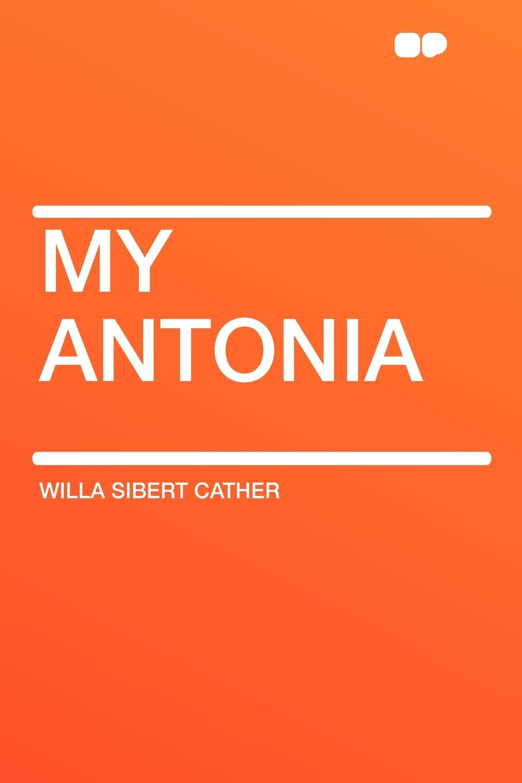 Willa Cather My Antonia ботинки antonia
