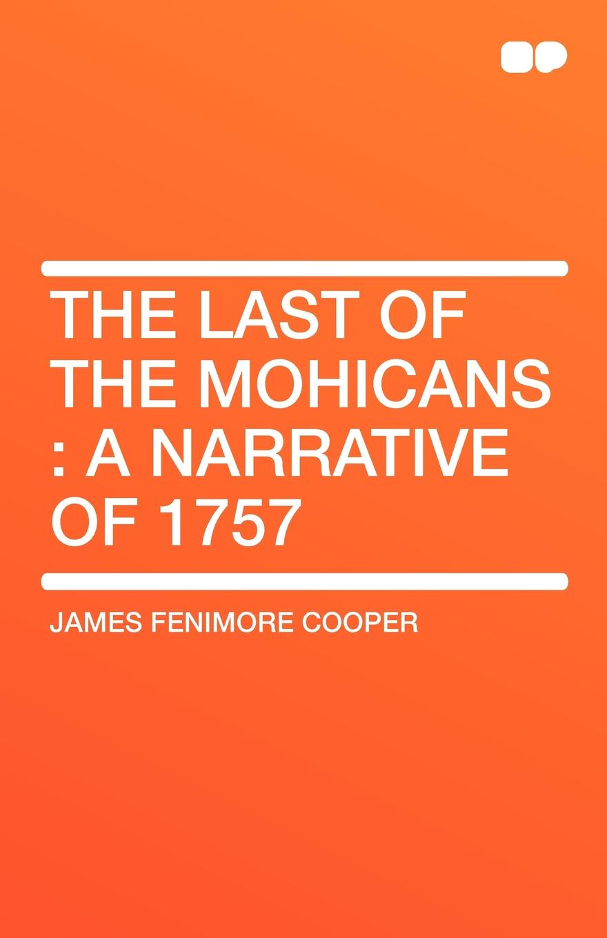 James Fenimore Cooper The Last of the Mohicans. a Narrative of 1757 футболка wearcraft premium slim fit printio zaheer the legend of korra