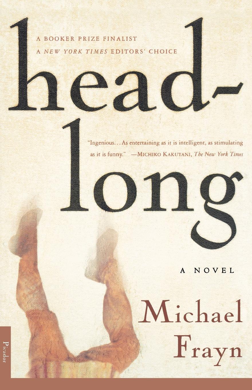 цена на Michael Frayn Headlong