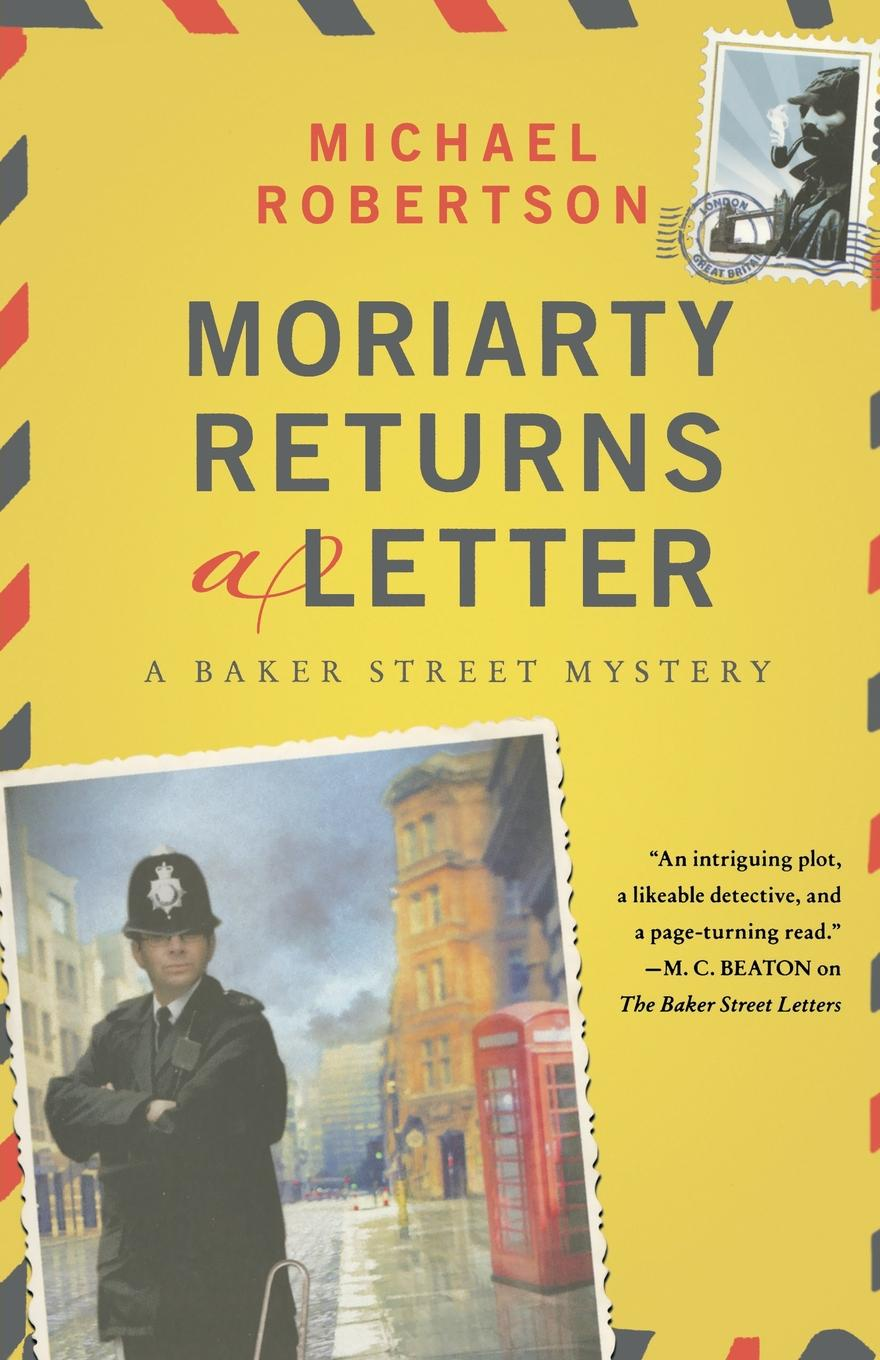 MICHAEL ROBERTSON MORIARTY RETURNS A LETTER майка print bar moriarty is our king