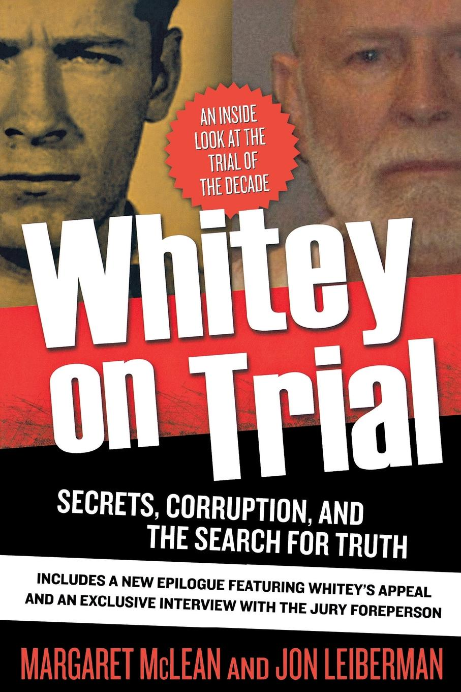 MARGARET MCLEAN WHITEY ON TRIAL history on trial