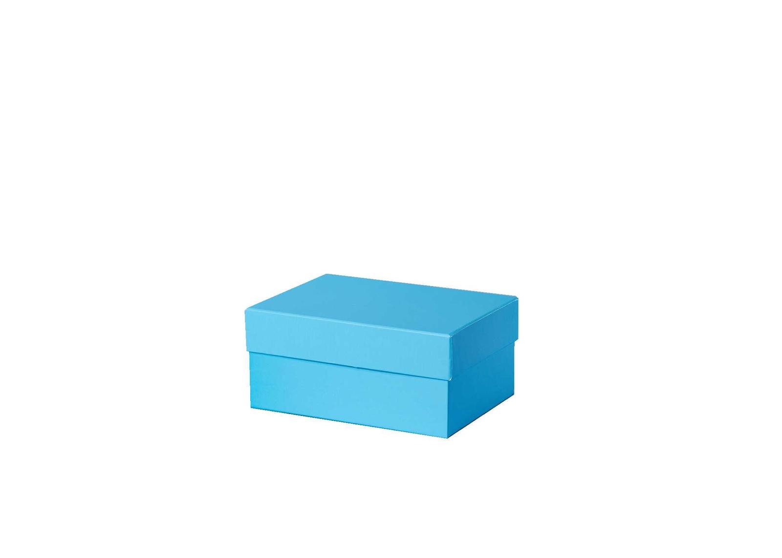Подарочная упаковка paperforhappy Подарочная коробка, голубой подарочная коробка ароматные пионы