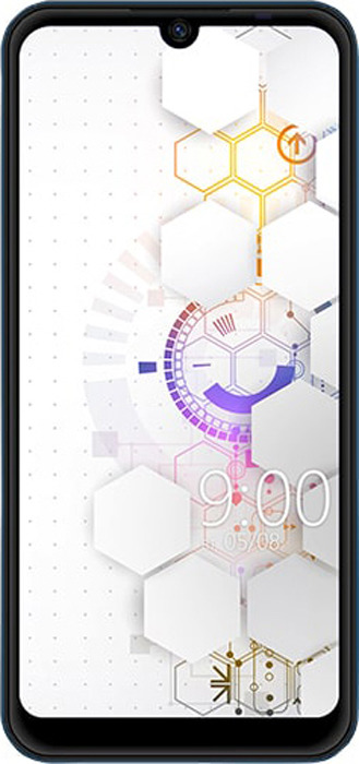 Смартфон BQ Mobile 6040L Magic 2/32GB, темно-синий смартфон bq mobile bq 4500l fox lte red