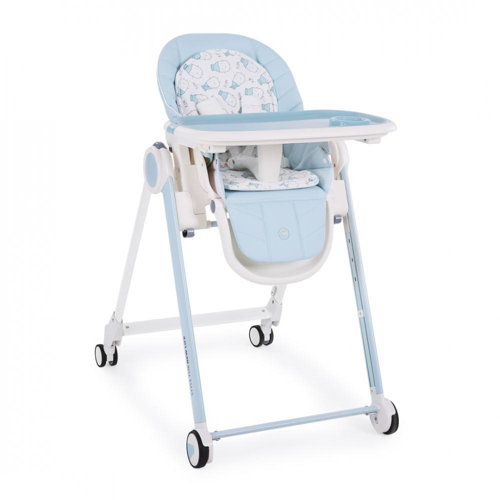 Happy Baby Стул для кормления BERNY (blue)