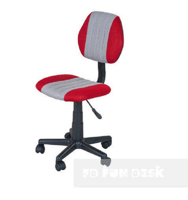 Кресло детское FUNDESK LST4, красный детское компьютерное кресло fundesk lst4
