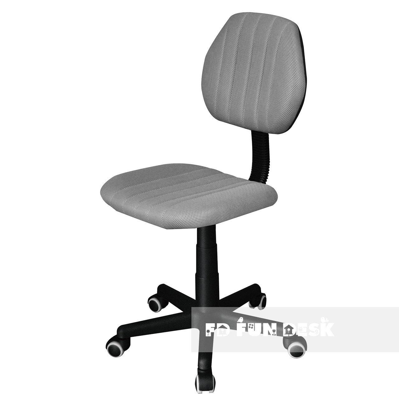 Кресло детское FUNDESK LST4, серый детское компьютерное кресло fundesk lst4