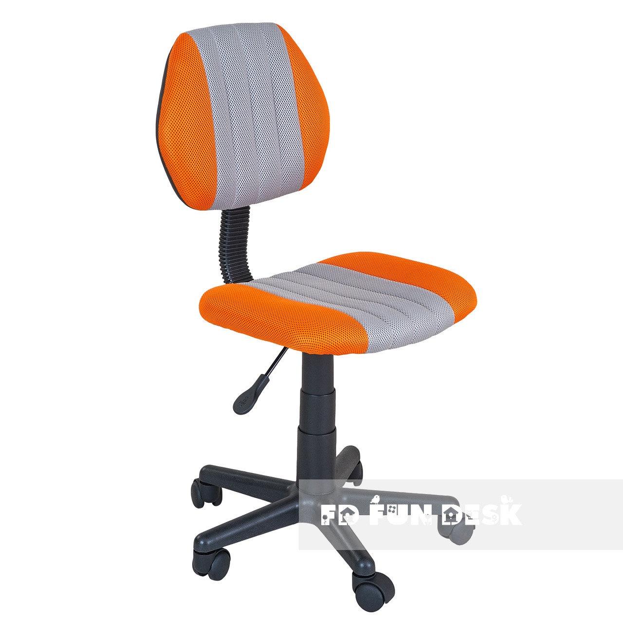Кресло детское FUNDESK LST4, оранжевый детское компьютерное кресло fundesk lst4