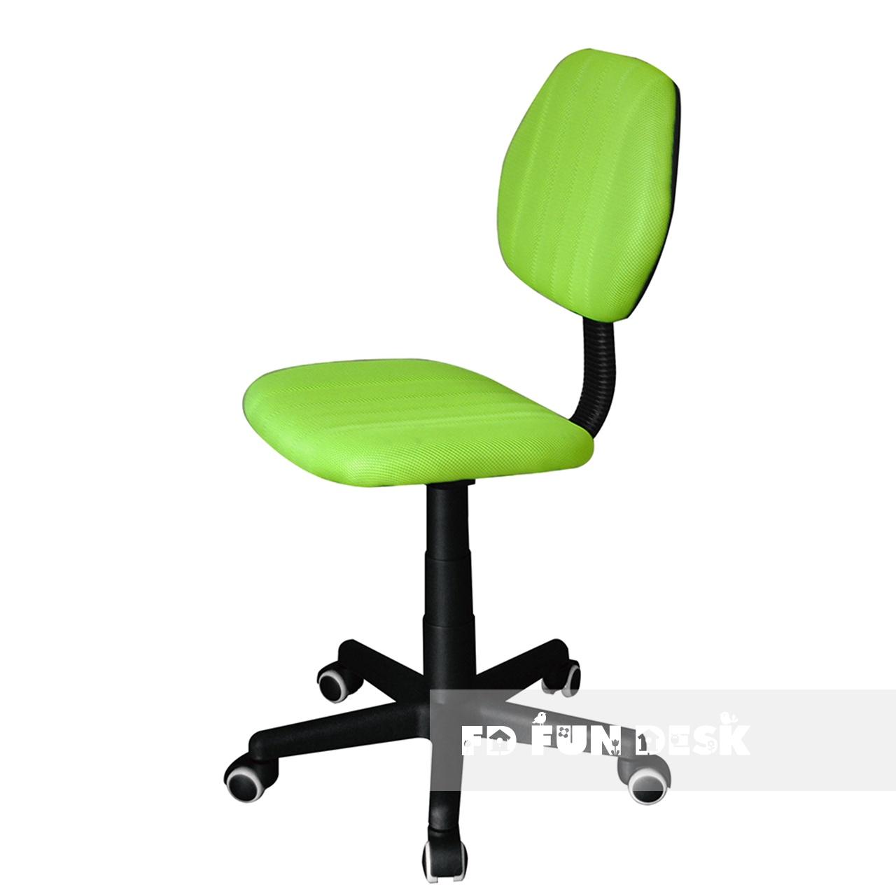 Кресло детское FUNDESK LST4, салатовый детское компьютерное кресло fundesk lst4