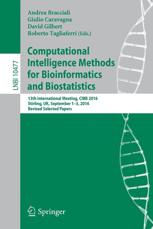 цены на Computational Intelligence Methods for Bioinformatics and Biostatistics. 13th International Meeting, CIBB 2016, Stirling, UK, September 1-3, 2016, Revised Selected Papers  в интернет-магазинах