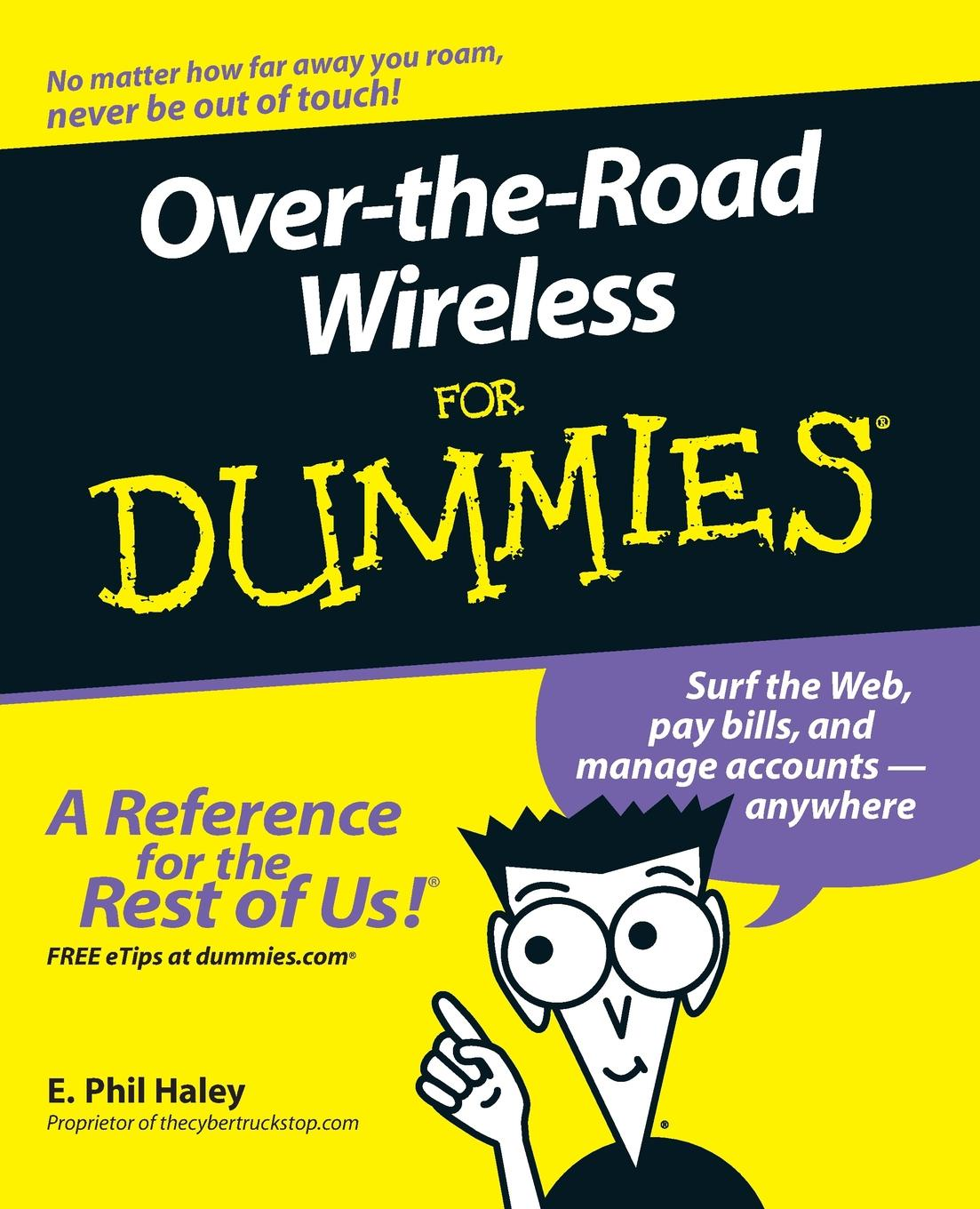 Haley Over Road Wireless For Dummies danny briere wireless network hacks and mods for dummies