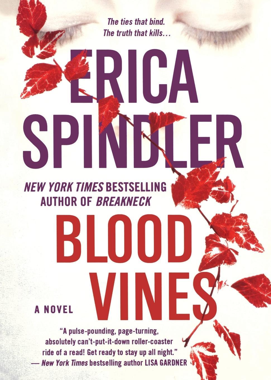 Erica Spindler Blood Vines